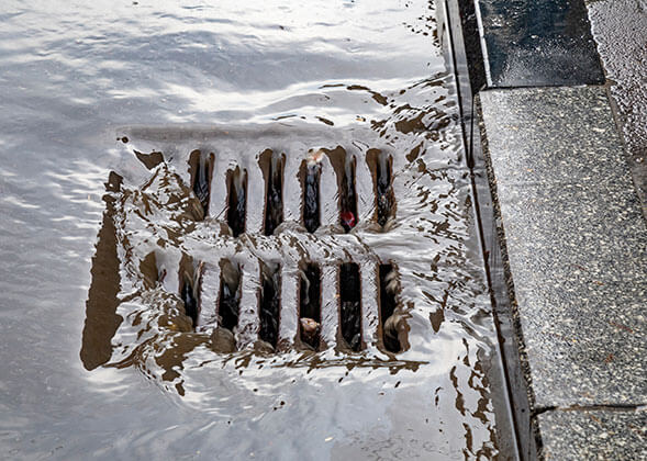 Blocked Stormwater Drains Melbourne